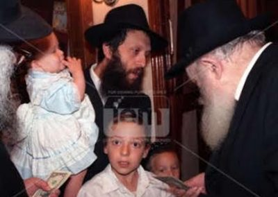 with teh rebbe